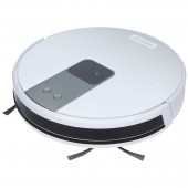 Aspirator MaxCom MH12 Clear Vision Robot Vacuum Cleaner, White