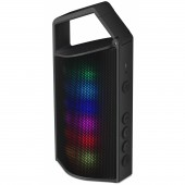 "Boxa portabila cu bluetooth KitSound ""Dancefloor"", universal, Multicolour"